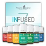 Oola Infused 7 Essential Oil Collection Kit