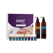 Raindrop Essential Oil Kit