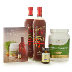Five Day Nutritive Cleanse Detox Kit