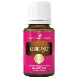 Buy Abundance Essential Oil Here!
