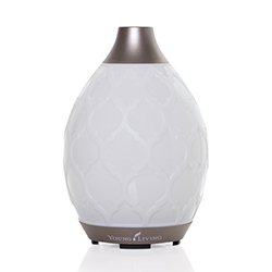 Use an Ultrasonic Diffuser to Diffuse Oils in the Air