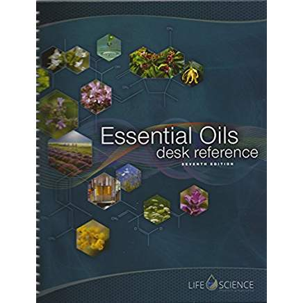 Essential Oils Desk Reference 5th Edition