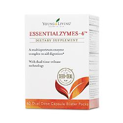 Essentialzymes 4 Digesive Enzymes Pack