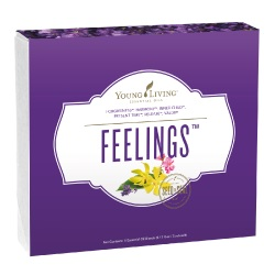 Feelings Essential Oil Collection Kit Harmonize And Release