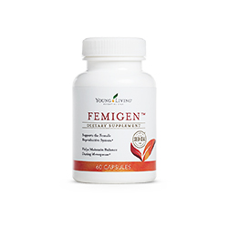 FemiGEn Natural Estrogen Replacement Supplement
