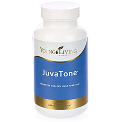 JuvaTone Natural Liver Cleansing Supplement