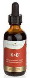 K and B Tinture Kidney Bladder Supplment