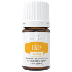 Purchase Lemon Vitality Essential Oil Here
