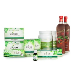 Slique all Natural Herbal Weight Loss Kit