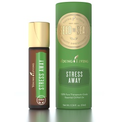 Stress Away Essential Oil  Rolls on