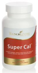 Super Cal Calcium Magnesium Supplement with Essential Oils