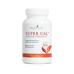 Super Cal Calcium Magnesium Supplement with Essential Oils