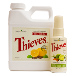 Thieves Fruit and Vegetable Wash