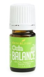 Oola Balance Essential Oil By Young Living Release Stress And