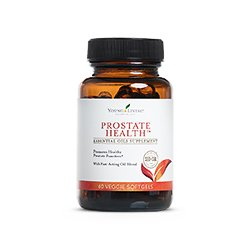 Prostate Health Natural Supplement with Pumpkin Seed Oil & Saw Palmetto Benefits