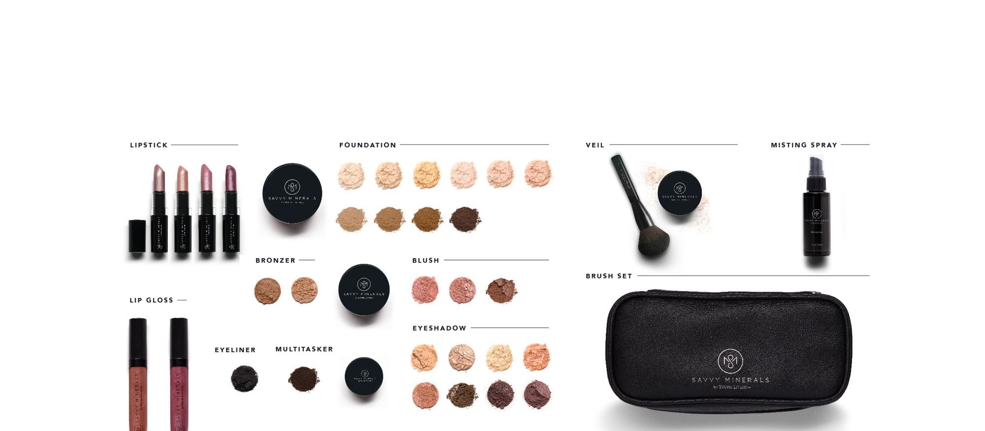 Savvy Minerals Natural Mineral Makeup